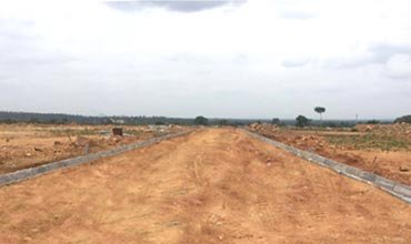 gated community plots for sale