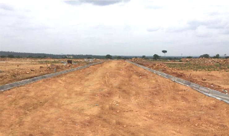 plots in mysore