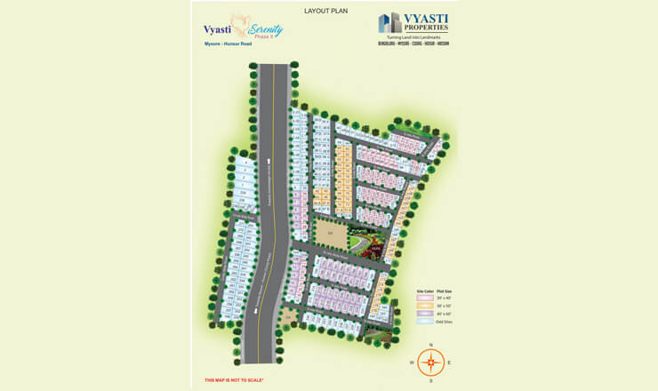 gated community sites in mysore